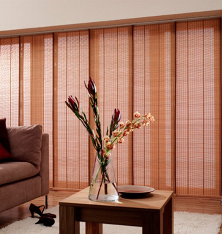 Vertical Blind Alternatives ( Panel Track)