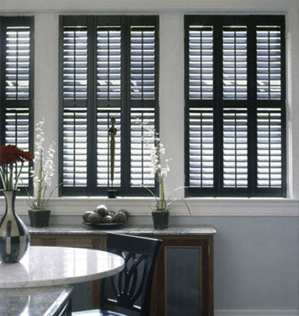 The Interior Shutters Are For Those Who Truly Appreciate The Beauty Of  Nature. For Generations, People Have Selected Wood Shutters For Their  Windows Because ...